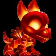 Magma Dragon 1