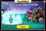 Congratulations Double Ice