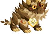 Dragón Tierra Puro