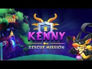 Kenny Rescue Mission - Launch Trailer
