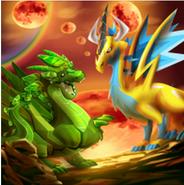 Emerald Dragonnn