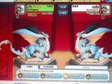 Combate de Dragones