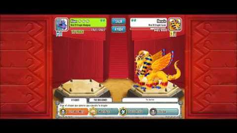 Dragon City -Exotic Tournament nivel 1