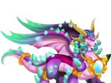 Dragón Gorgoneia