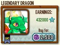 Legendary Dragon--