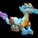 Monstrous Dragon 2