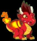 Flame Dragon 1 Old