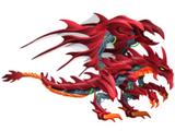 Dragón Profundidad
