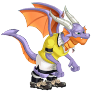 Slam Dragon 3