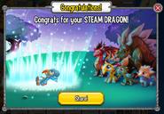 Steam Congratulations