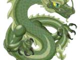 Dragón Jade