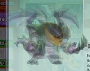 Rogue Dragons face after Xrayed