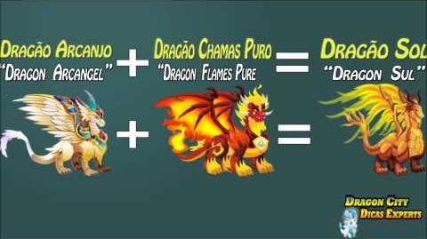 "Dragon City - Como Fazer Dragões Luz""Dragon City - How to Make Dragon Light"""