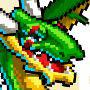 High Resolution Dragon
