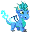 Special Cool Fire Dragon