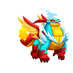 HotCold Dragon