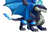 Night Wind Dragon