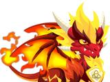 Dragón Fuego Puro