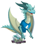 Sportive Dragon 3