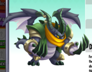 Rogue Dragon in game