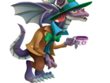 Big Hat Dragon