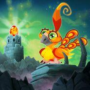 Firebird Dragon-Hatch