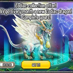 Virgo Dragon Primal Astrology