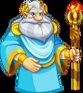 Deus the Dragon Master