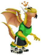 Crowned Dragon 3