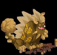 Terra Dragon 3d
