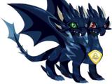 Dragón Oscuro Puro