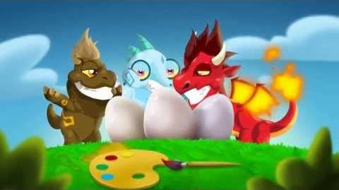 Enjoy Easter in Dragon City!