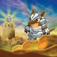 Armadillo Dragon-Hatch