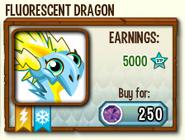 Fluorescent Dragon