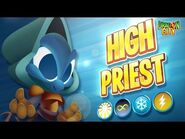 The High Priest Dragon