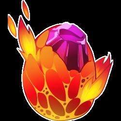 Secret Fire Dragon