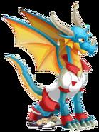 Cheerful Dragon 3