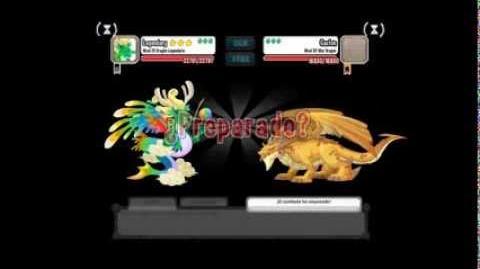 Dragon City -War Tournament nivel 1