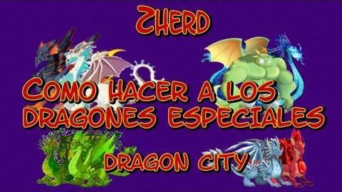 Como sacar a los Nuevos Dragones Raros de Raza Exclusiva en Dragon City 2013 Mayo