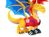Dragón de Fútbol Coreano
