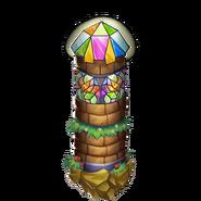 Speedy & Greedy Tower Stage 3