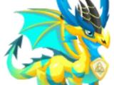 Dragón Eléctrico Puro