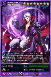 Grand Duke of Hell, Astaroth.PNG