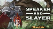Speaker and Slayer