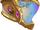 Tytanvisage Helm (Gold)