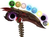 Doomed Dragon Amulet Scythe of the Elements
