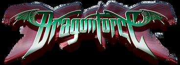 The Current DragonForce Logo(1999-present)
