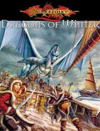Dragons of Winter Cover