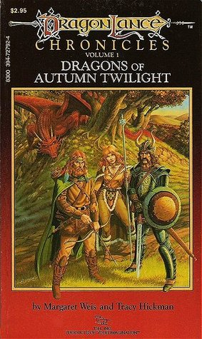 Dragons of Autumn Twilight (novel)