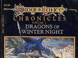 Dragons of Winter Night(novel)